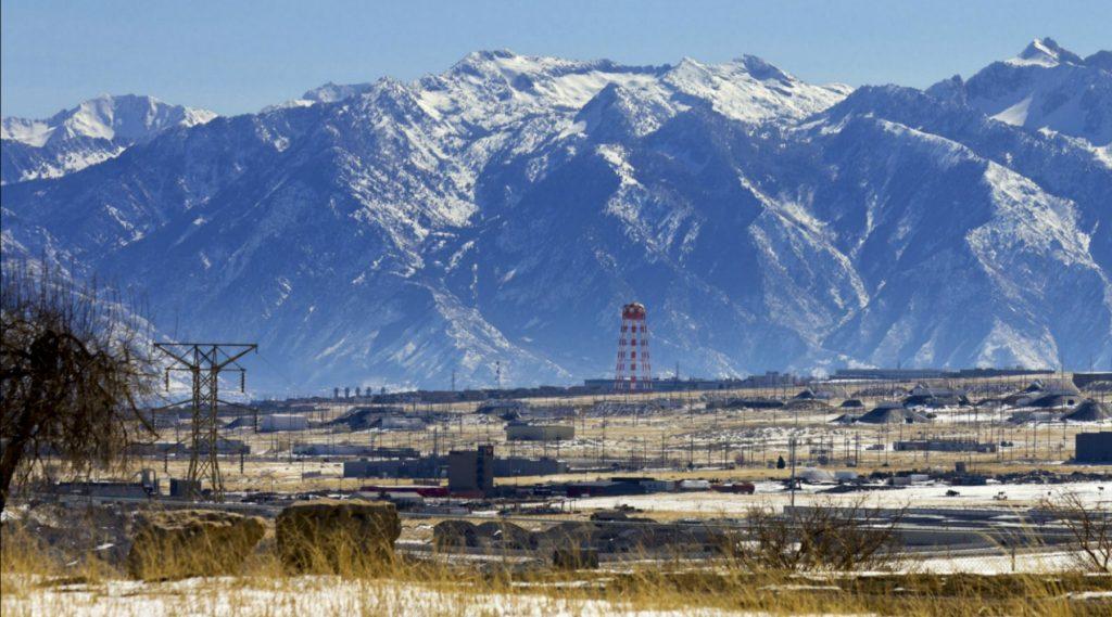 Magna Utah Google Maps VIew