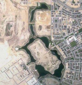 Oquirrh UT lake