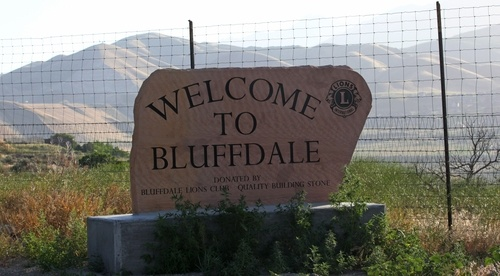 Welcome To Bluffdale