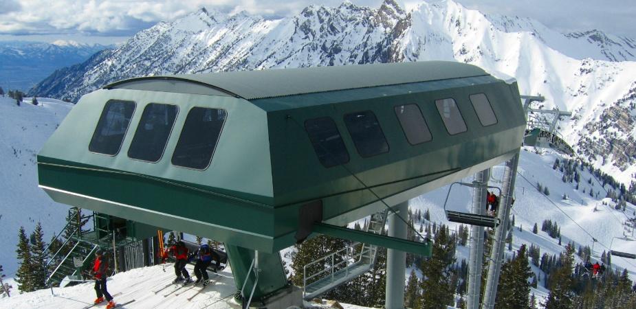 Alta Utah Ski Area