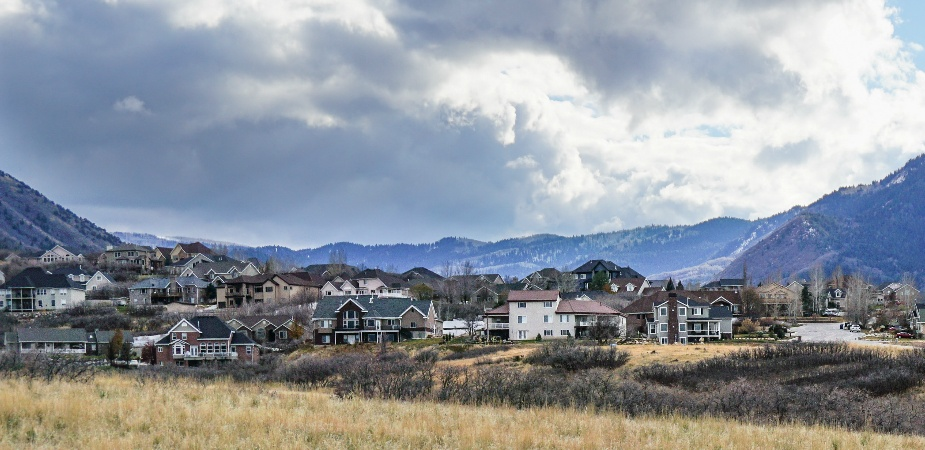 Elk Ridge Utah Homes View