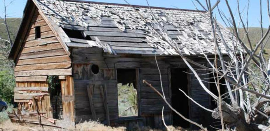 Mammoth Utah Ghosttown