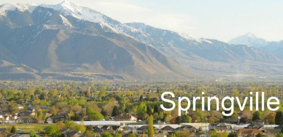 Springville Utah