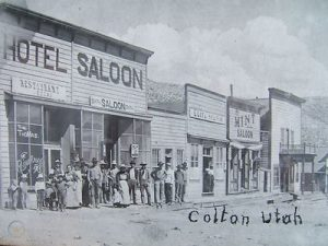 colton utah saloon