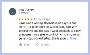Joe Durant Review
