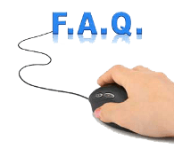 FAQ with a mouse for page redirect