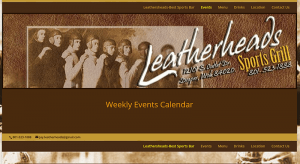 Leatherheads Sports Grill