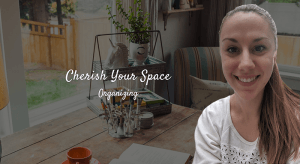 Cherish Your Space Organizing