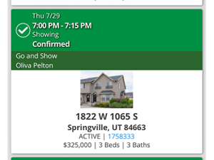 1822 W 1065 S Springville UT